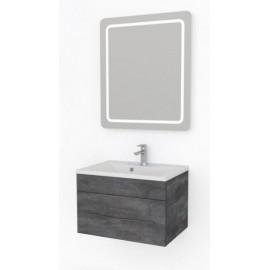 Какса-А Кристалл Комплект мебели подвесной 65 серый
