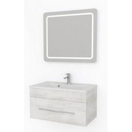 Какса-А Кристалл Комплект мебели подвесной 80
