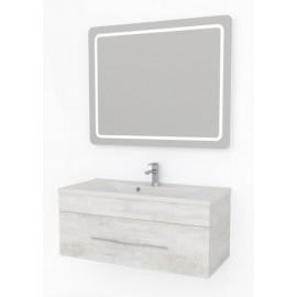 Какса-А Кристалл Комплект мебели подвесной 100