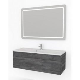 Какса-А Кристалл Комплект мебели подвесной 120 серый