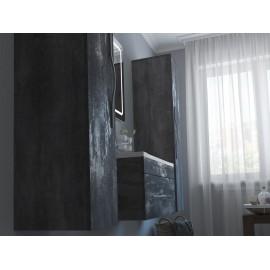 Какса-А Кристалл Пенал универсальный серый 25 см