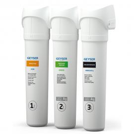 Гейзер Био 521 Проточный фильтр для жесткой воды
