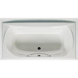 Roca AKIRA 170х85 Чугунная ванна с ручками