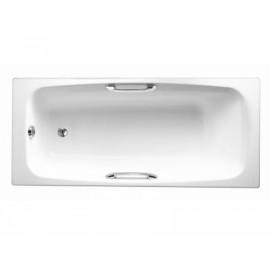 Jacob Delafon Diapаson 170х75 Чугунная ванна с ручками
